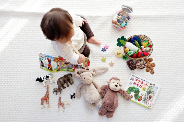 Criterios para elegir juguetes