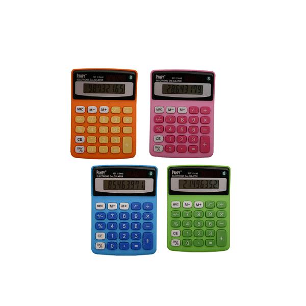 Calculadora Escolar Pampy