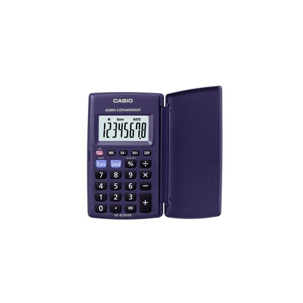 Calculadora Casio HL820VER