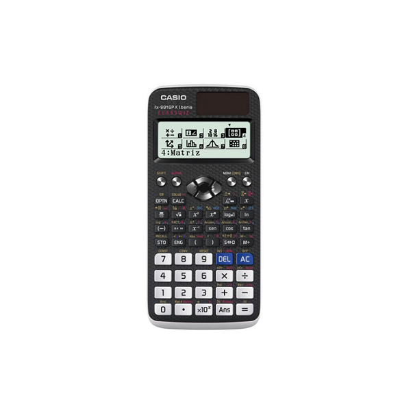 Calculadora Cientifica Casio FX-991SPXII-S