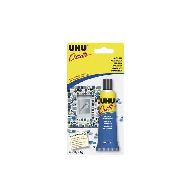 Adhesivo UHU Creativ para mosaico