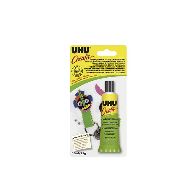 Adhesivo UHU Creativ para EVA y materiales flexibles