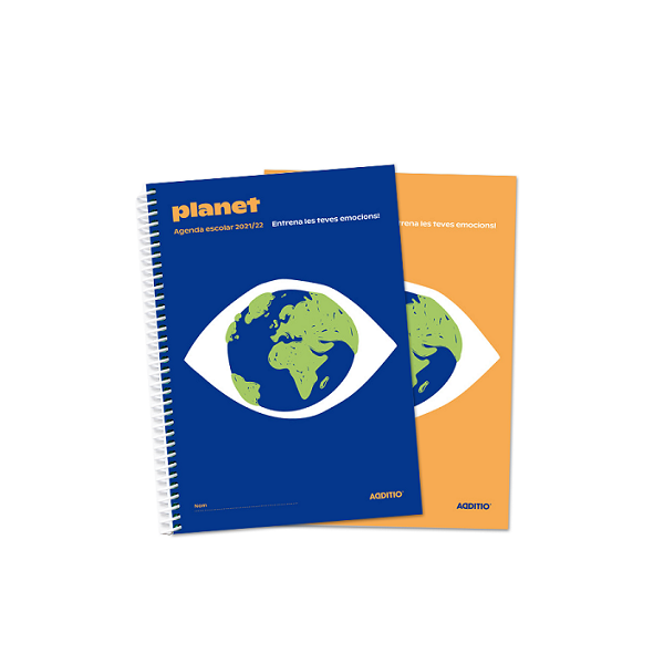 Agenda Additio Planet Euskera