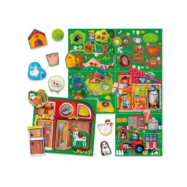 Baby Play Farm Montessori