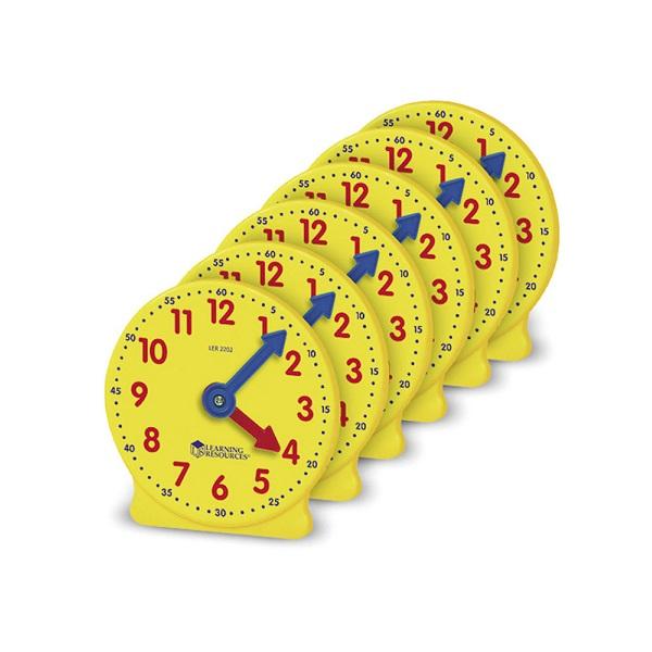 Big Time Classroom Clock Kit