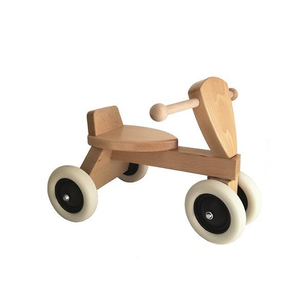 Triciclo de Madera natural