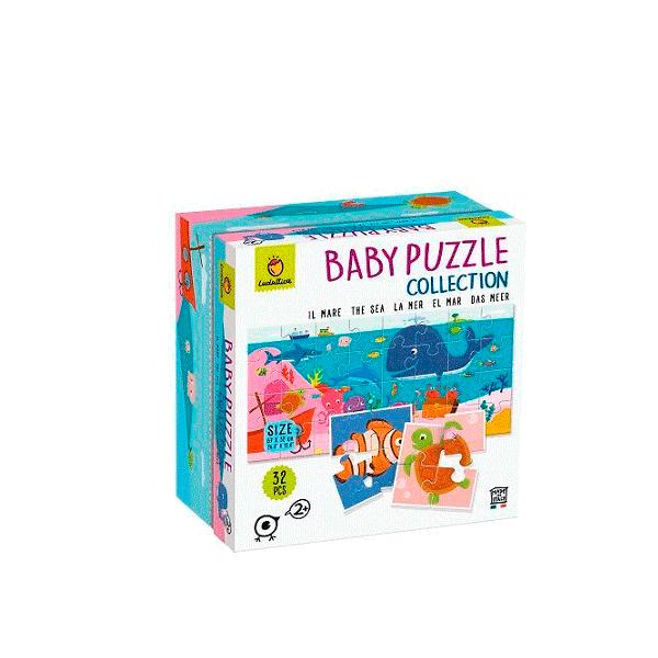 Baby Puzzle El mar