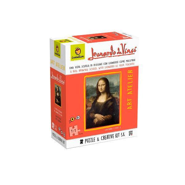 Art Atelier Leonardo Da Vinci